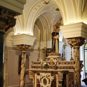 義大利索倫托SORRENTO 必玩 - Basilica di Sant'Antonino Abate 聖安多尼聖殿