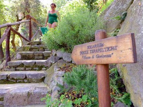 義大利伊斯基亞島攻略 ISOLA D'ISCHIA 必玩 -Fonte delle Ninfe di Nitrodi 仙女溫泉公園
