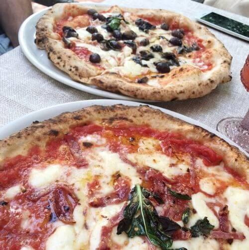 義大利拉維洛 Ravello 必吃 - Mimì Bar Pizzeria
