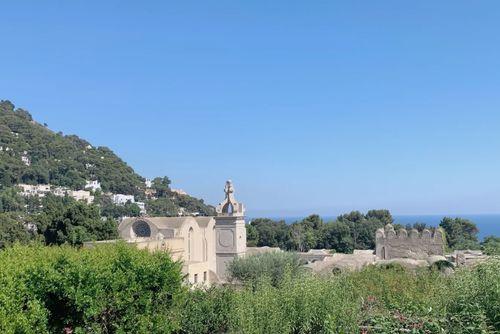 義大利卡布里島 ISOLA DI CAPRI 必玩 - Certosa San Giacomo Capri 聖雅各伯修道院