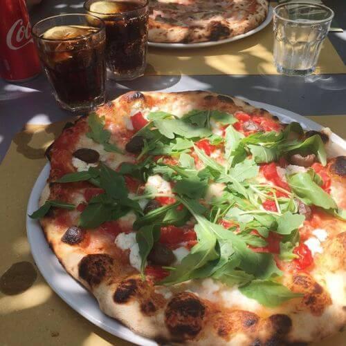 義大利阿瑪菲 Amalfi 必吃 - Pizzeria Donna Stella