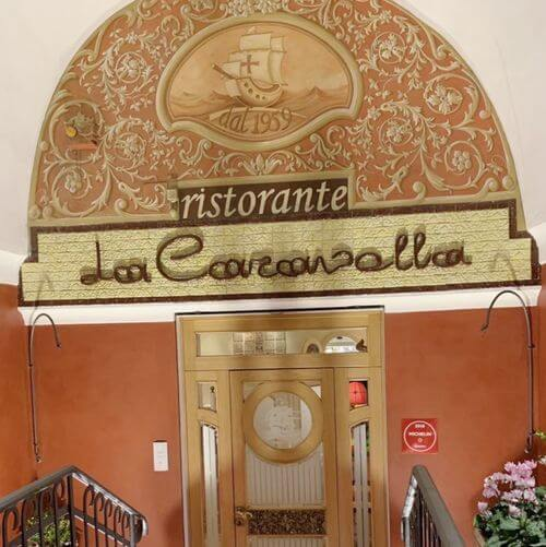 義大利阿瑪菲 Amalfi 必吃 - Ristorante La Caravella