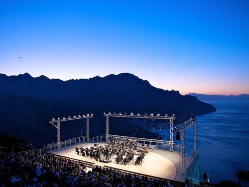 義大利拉維洛 Ravello 必玩 - Ravello Festival 拉維洛音樂節