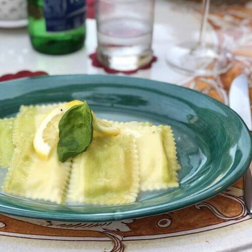 義大利拉維洛 Ravello 必吃 - Wine Bar Palazzo della Marra