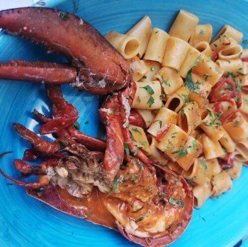 義大利索倫托SORRENTO 必吃 - Blu Water Restaurant