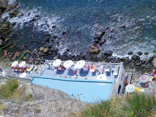 義大利伊斯基亞島攻略 ISOLA D'ISCHIA 必玩 -Baia di Sorgeto Ischia 海灣溫泉