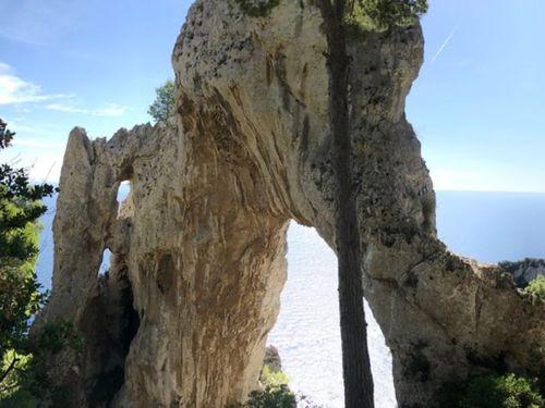 義大利卡布里島 ISOLA DI CAPRI 必玩 - Arco Naturale 天然拱門