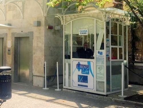 義大利索倫托SORRENTO 必玩 - Sorrento Lift 城市電梯