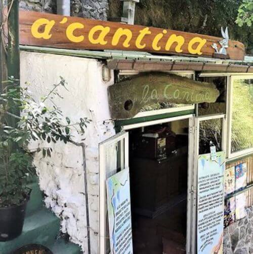 義大利伊斯基亞島攻略 ISOLA D'ISCHIA 必吃 -Ristorante La Cantina