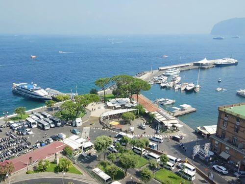 義大利索倫托SORRENTO 必玩 - Marina Piccola = Marina di Capo Cervo 小港