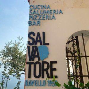 義大利拉維洛 Ravello 必吃 - Ristorante Salvatore