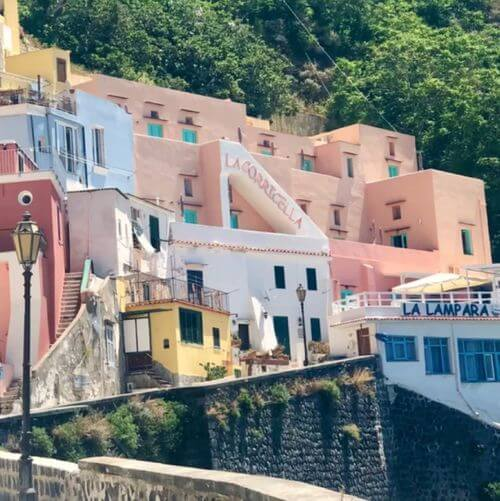 義大利普羅奇達島 Isola di Procida 必吃 - La Lampara