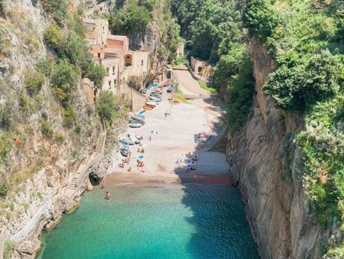 義大利阿瑪菲 Amalfi 必玩 - Fiordo di Furore