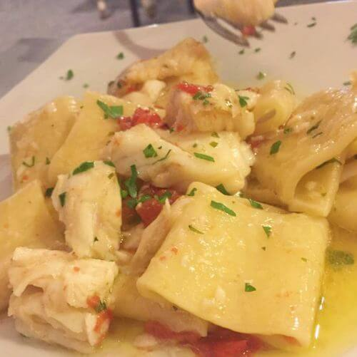 義大利阿瑪菲 Amalfi 必吃 - Ristorante Pizzeria Mistral