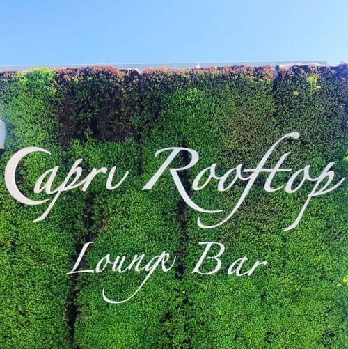 義大利卡布里島 ISOLA DI CAPRI 必吃 - Capri Rooftop