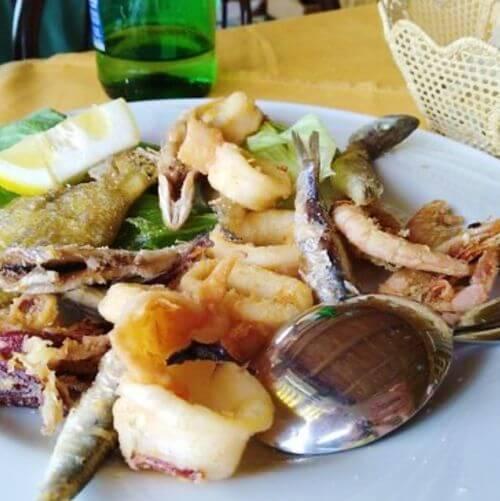 義大利伊斯基亞島攻略 ISOLA D'ISCHIA 必吃 -La Colombaia