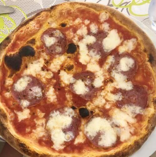 義大利阿瑪菲 Amalfi 必吃 - Ristorante Pizzeria Il Teatro