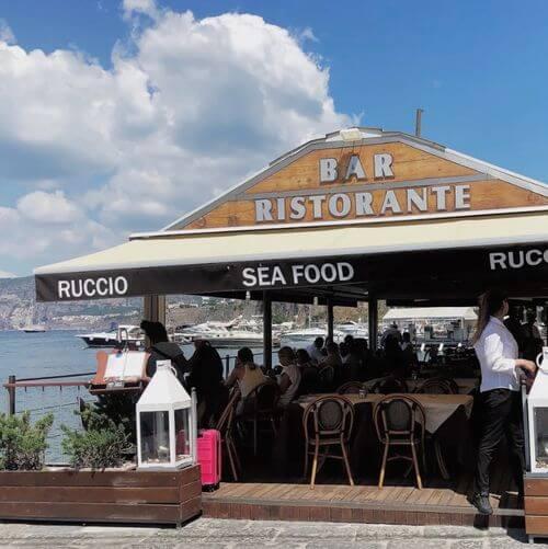 義大利索倫托SORRENTO 必吃 - Bar Ristorante Ruccio