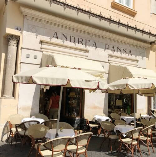 義大利阿瑪菲 Amalfi 必吃 - Pasticceria Andrea Pansa