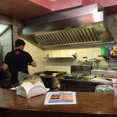 義大利索倫托SORRENTO 必吃 - Kebab Ciampa