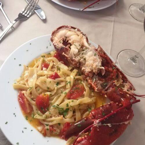 義大利卡布里島 ISOLA DI CAPRI 必吃 - L'Angolo del Gusto