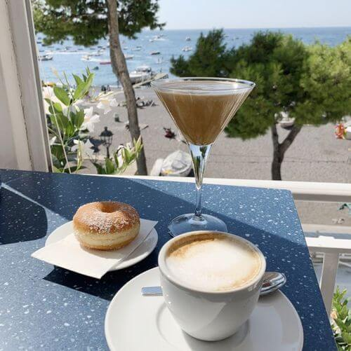 義大利波西塔諾 Positano 必吃 - Positano Paradise Lounge Bar