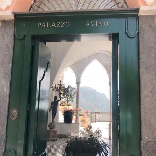 義大利拉維洛 Ravello 必吃 - Palazzo Avino