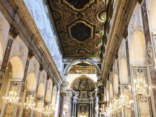 義大利阿瑪菲 Amalfi 必玩 - Duomo di Amalfi = Cattedrale di Amalfi 阿瑪菲大教堂 = 聖安德烈大教堂