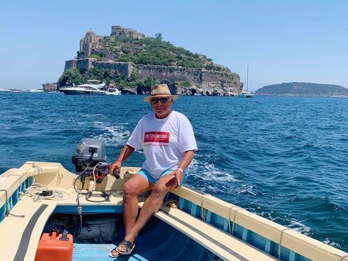 義大利伊斯基亞島攻略 ISOLA D'ISCHIA 必玩 - WATER TAXIS 水上計程車