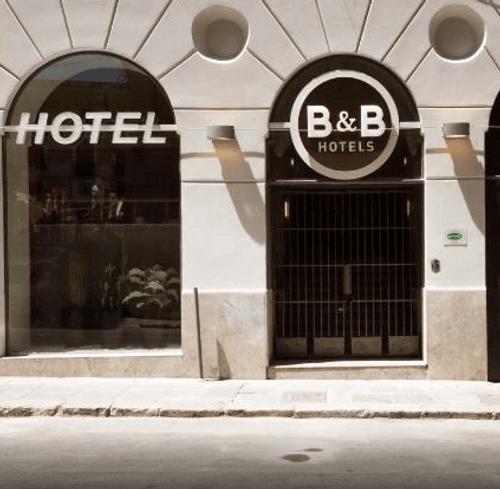 小資精選網紅飯店-巴勒莫B&B Hotel Palermo Quattro Canti