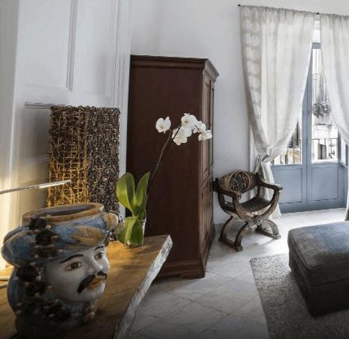 小資精選網紅飯店- 卡塔尼亞布魯卡宮民宿 - B&B Palazzo Bruca
