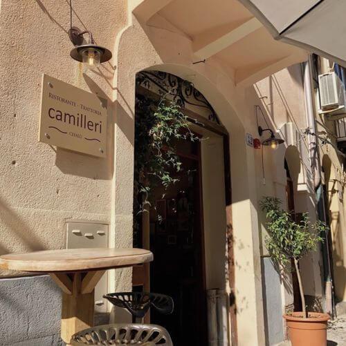 義大利切法盧 Cefalù 必吃 - Ristorante Trattoria Camilleri