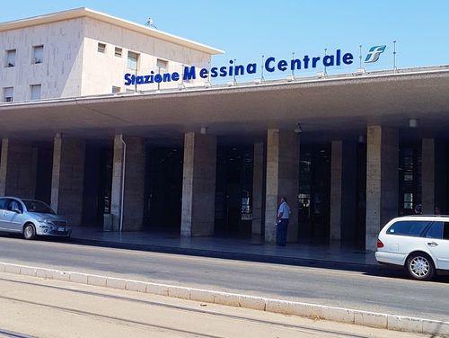 義大利 Stazione di Messina Centrale 墨西拿中央車站