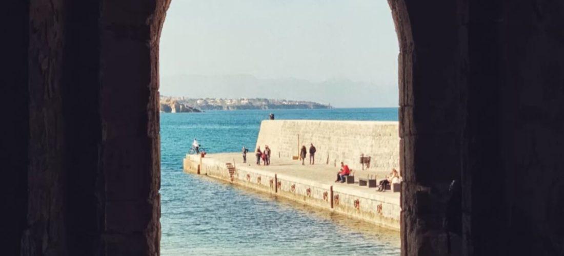義大利切法盧 Cefalù 必玩 - Porta Pescara = Porta Maria 漁港門 = 海門