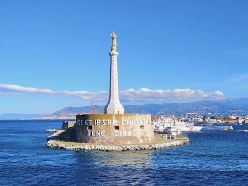 義大利墨西拿 = 美西納 Messina 必玩 - Porto di Messina 墨西拿港