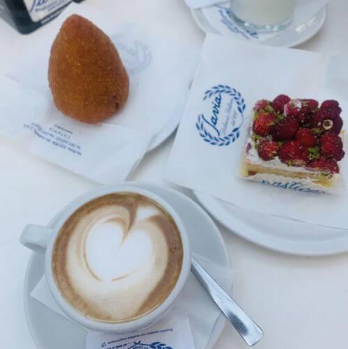 義大利卡塔尼亞 Catania 必吃 - Pasticceria Savia