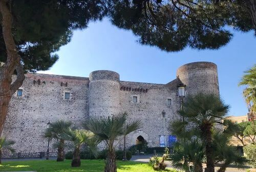 義大利卡塔尼亞 Catania 必玩 - Castello Ursino 烏爾西諾城堡