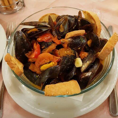 義大利墨西拿 = 美西納 Messina 必吃 - Osteria del Campanile