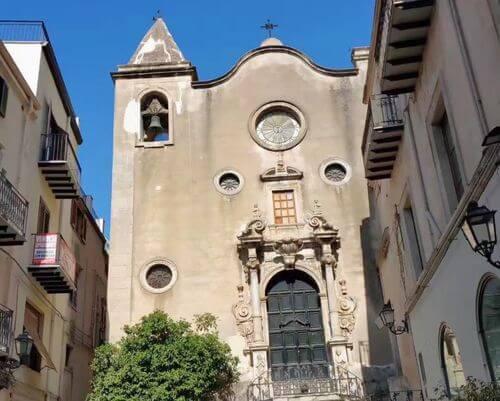義大利切法盧 Cefalù 必玩 - Chiesa di Santo Stefano Protomartire del Purgatorio 普加托里奧教堂