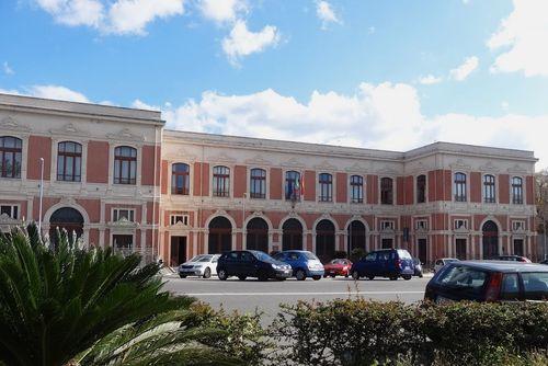 義大利墨西拿 = 美西納 Messina 必玩 - Università degli Studi di Messina 墨西拿大學
