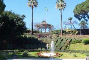 義大利卡塔尼亞 Catania 必玩 - La Villa Bellini 貝里尼公園