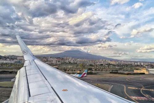 義大利卡塔尼亞-豐塔納羅沙機場 CTA (Catania–Fontanarossa Airport)