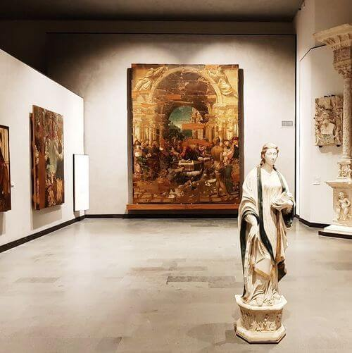 義大利墨西拿 = 美西納 Messina 必玩 - Mu.Me. - Museo Regionale Interdisciplinare di Messina 墨西拿地區博物館