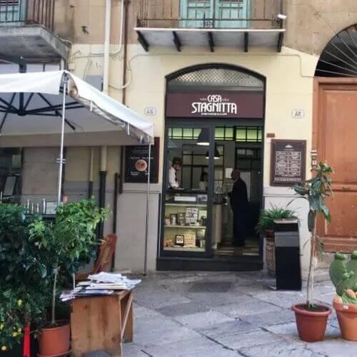 義大利巴勒莫 Palermo 必吃 - Casa Stagnitta