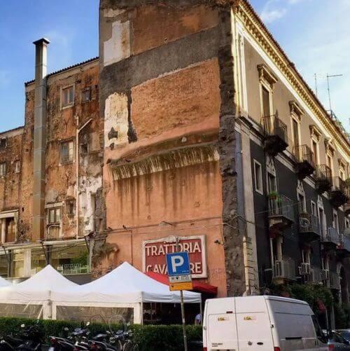 義大利卡塔尼亞 Catania 必吃 - Trattoria del Cavaliere