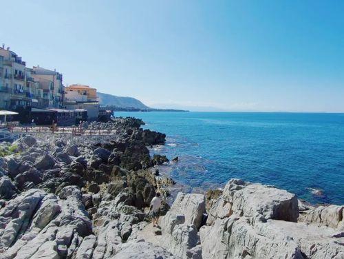 義大利切法盧 Cefalù 必玩 - Bastione di Capo Marchiafav 堡壘