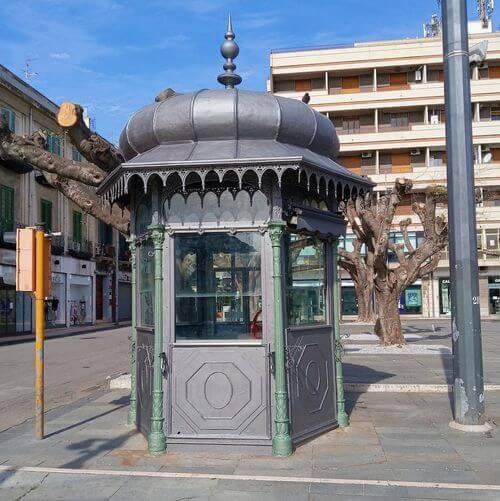義大利墨西拿 = 美西納 Messina 必玩 - Piazza Cairoli 開羅利廣場