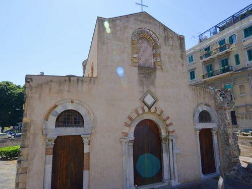 義大利墨西拿 = 美西納 Messina 必玩 - Chiesa Santissima Annunziata dei Catalani 教堂