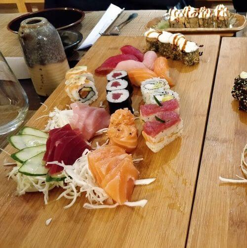 義大利墨西拿 = 美西納 Messina 必吃 - Kajiki Japanese Restaurant