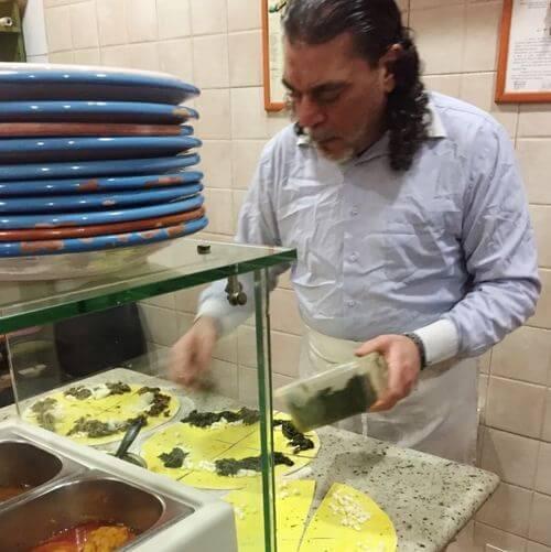 義大利巴勒莫 Palermo 必吃 - Mounir Pizzeria e Kebab